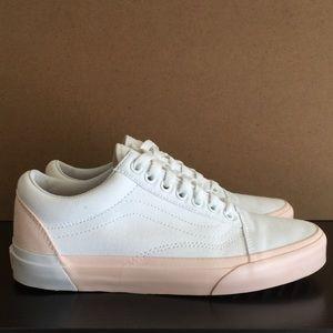 Vans Canvas Old Skool Shoes Size 6M/7.5W